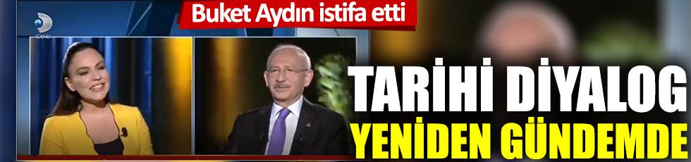 Kılıçdaroğlu ve Buket Aydın'ın diyaloğu yeniden gündemde