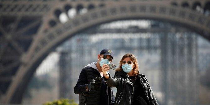 Fransa'da korona virüsten 70 kişi daha can verdi