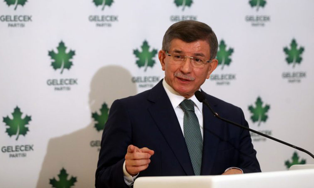 Ahmet Davutoğlu'dan AVM ve cami sorusu