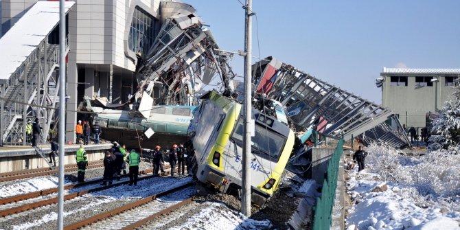 Tren kazası davasında tahliye yok