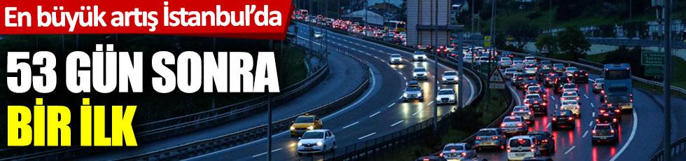 53 gün sonra bir ilk! En büyük artış İstanbul'da