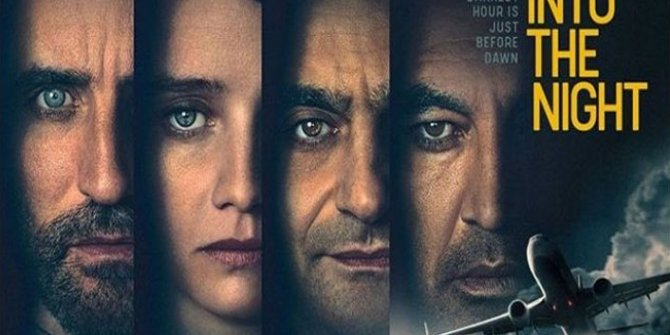 Bir Türk'ün dünyaya meydan okuduğu dizi: Into The Night