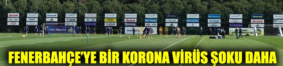 Fenerbahçe'ye korona virüs şoku