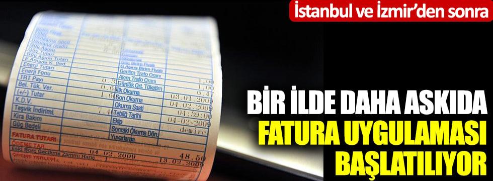 Aydın'da da askıda fatura uygulaması başlatılıyor