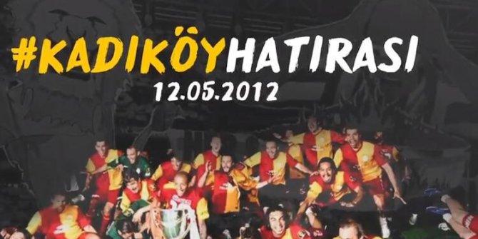 Galatasaray'dan Fenerbahçe göndermesi!