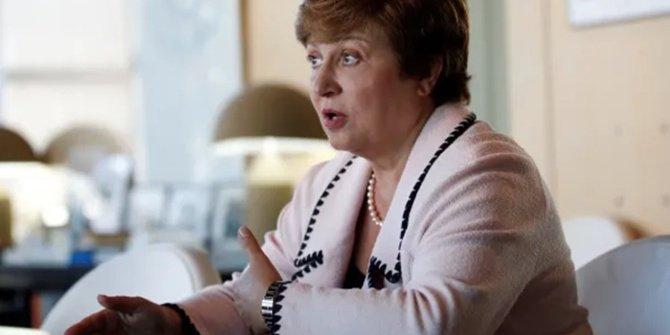 IMF Başkanı Georgieva: Gelen veriler beklenenden daha kötü