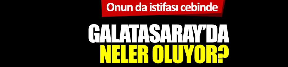 Galatasaray'da neler oluyor?
