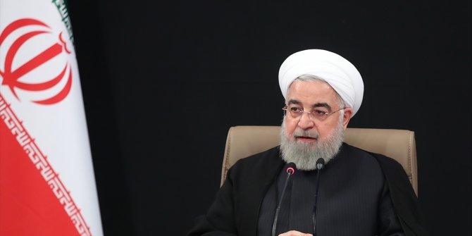 Hasan Ruhani: ABD, hiç bu kadar kötü yönetilmedi
