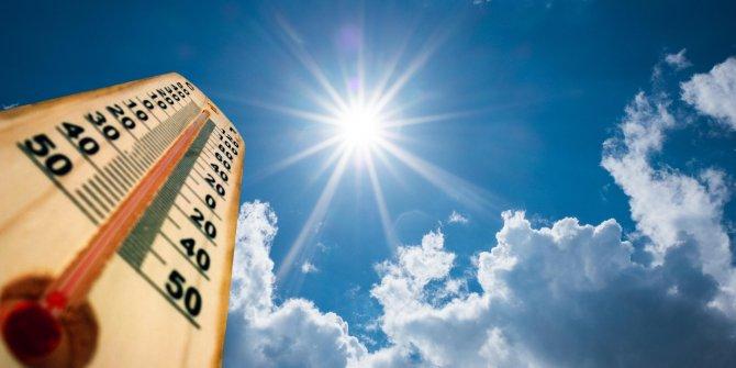 Meteoroloji uyardı: Sıcak hava dalgası geliyor