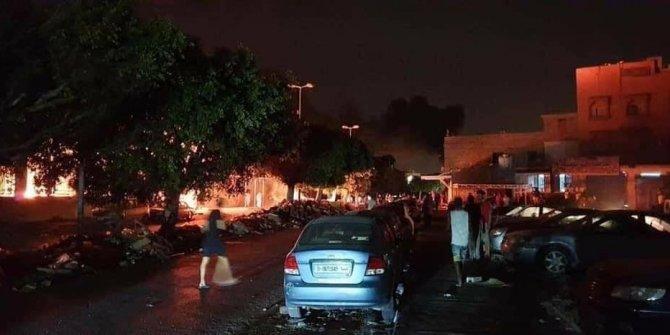 Hafter milisleri sivilleri hedef aldı: 9 ölü
