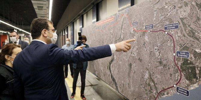 O metro hattı açılışı ertelendi