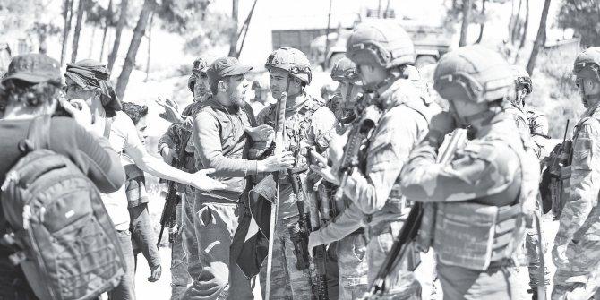Mehmetçik, PKK'yı çökertti