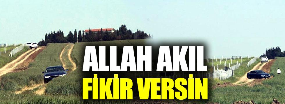 Allah akıl fikir versin