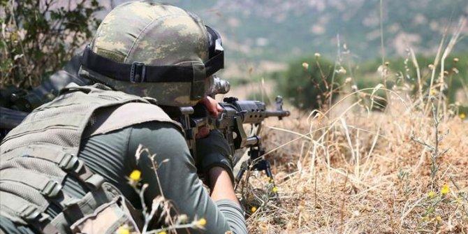 İçişleri Bakanlığı: Şırnak'ta 2 terörist etkisiz hale getirildi