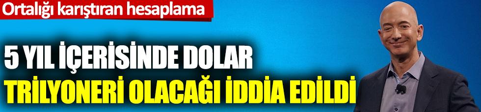 Ortalığı karıştıran hesaplama: 5 yıl içerisinde dolar trilyoneri olacağı iddia edildi