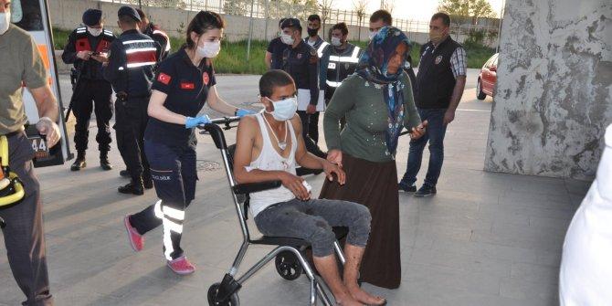 Tarım işçileri birbirine kurşun yağdırdı: 11 yaralı