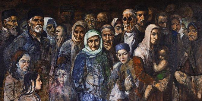 Sürgünün 76. yılı! Yine Kırım'da bir yanımız