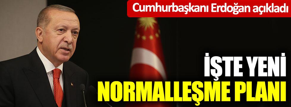 Kabine toplantısı sonrası yeni normalleşme adımları belli oldu: Erdoğan açıkladı