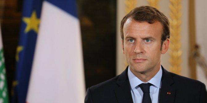Macron: Avrupa salgının yol açtığı krizin başında hatalar yaptı
