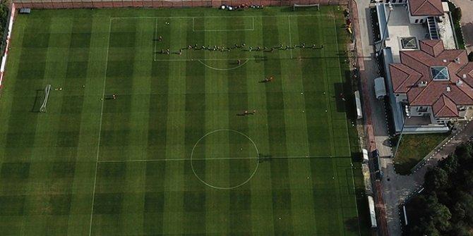 Beşiktaş'tan drone tepkisi