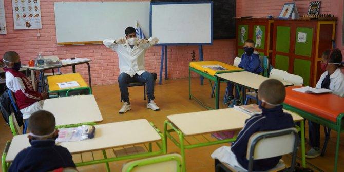 Gönüllü öğrencilerle eğitim dönemi