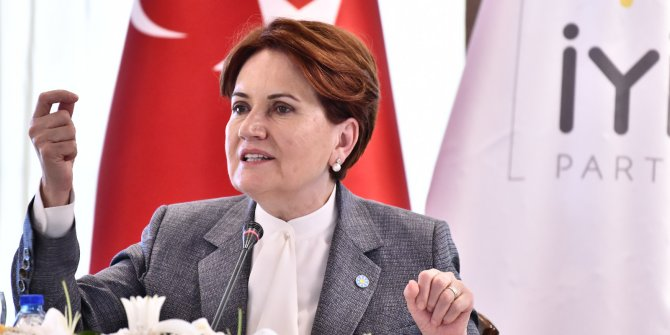 İYİ Parti lideri Meral Akşener'den Erdal İnönü mesajı