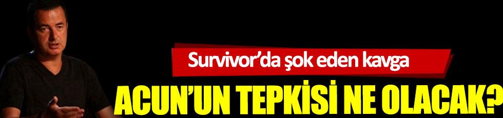 Survivor 2020 85.bölümde şok eden kavga: Acun'un tepkisi ne olacak?