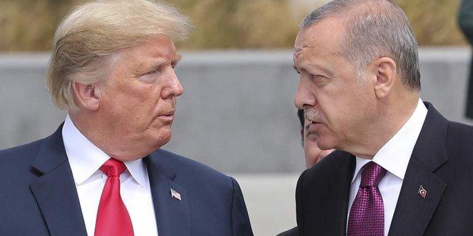 Dün Erdoğan ile konuştum dedi: Trump'tan flaş Türkiye açıklaması!