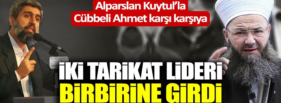Alparslan Kuytul ile Ahmet Ünlü (Cübbeli Ahmet Hoca) birbirine girdi! İsmailağa Cemaati ile Furkan Vakfı ayağa kalktı!