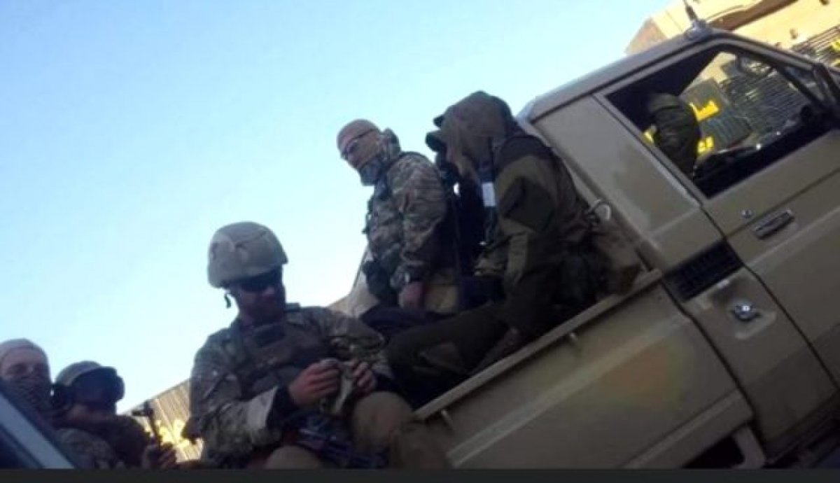 Paralı Rus askerleri Libya'yı terk etti!