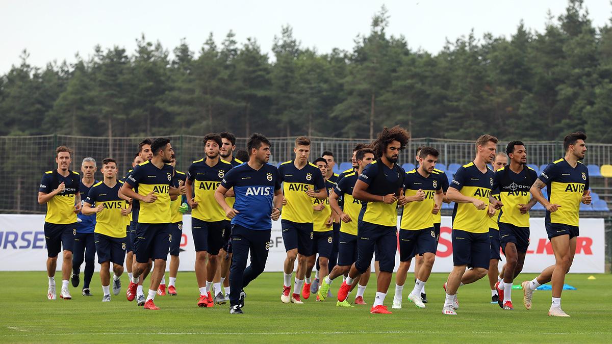 Fenerbahçe'nin kamp planı belli oldu