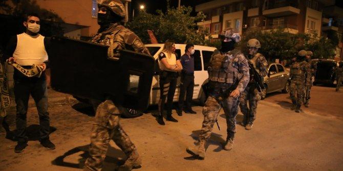 Antalya'da rehine paniği