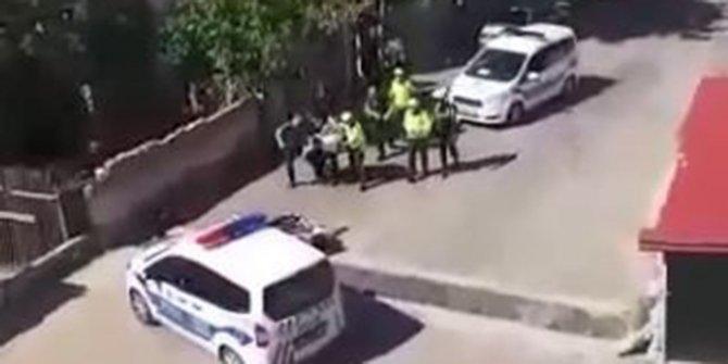 Tekirdağ'da vatandaşa aşırı güç kullanan polisler açığa alındı