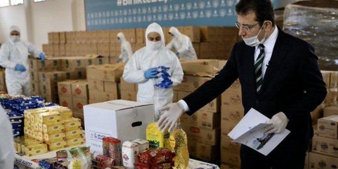 İBB yardımlarına AKP ve MHP engeli