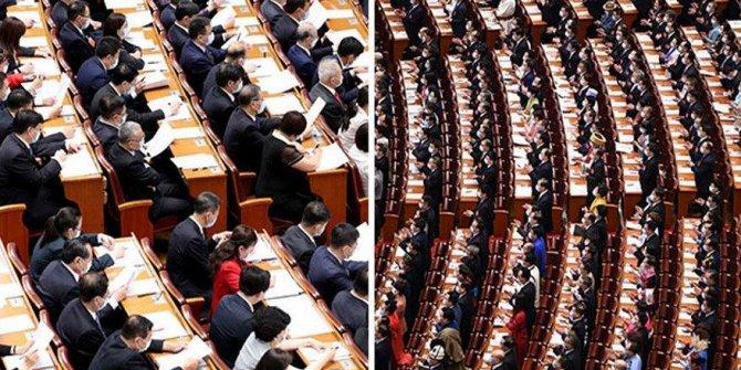 Çin'den skandal görüntüler