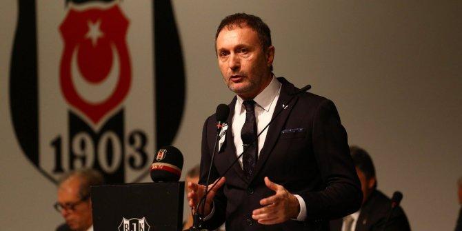 Beşiktaş'ı kim soydu? Beşiktaş başkan adayı bir mesaj attı ortalık karıştı