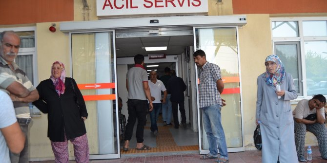 O ilimizde yaşayan vatandaşlar dikkat: Hasta girişleri durduruldu