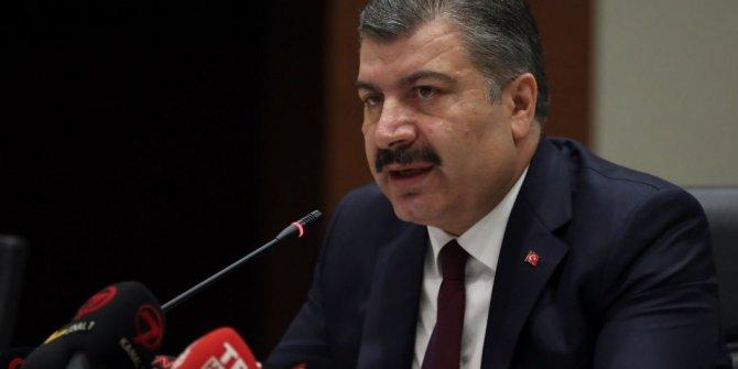 """Sağlık Bakanı Koca açıkladı: """"Korona virüs tedbirleri bayram sonrası..."""""""