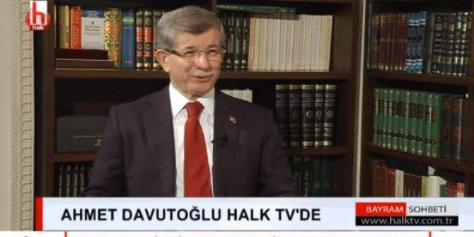 Ahmet Davutoğlu canlı yayında konuştu: AKP içinde güven yok, Bakanlar arası mücadele var