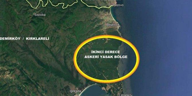 Resmi Gazete'de yayınlandı: Karadeniz kıyılarında askeri yasaklı bölge