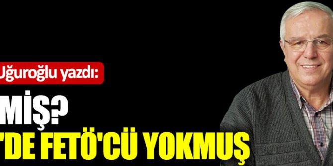 Neymiş? AKP'de FETÖ'cü yokmuş