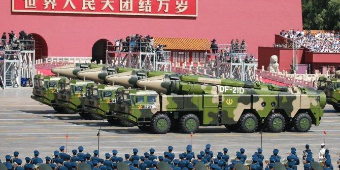 Çin, şimdi de dünyayı nükleer savaşla korkutuyor