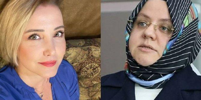 Zehra Zümrüt Selçuk'tan Laçin'e kreş yanıtı
