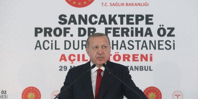 Sancaktepe Hastanesi açıldı