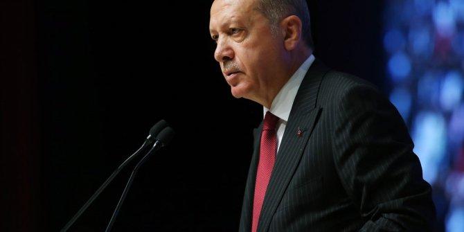 Erdoğan'dan Fatih gemisi paylaşımı