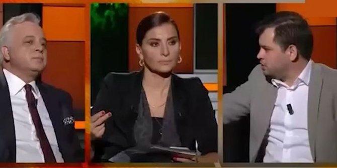 """CNN Türk'teki canlı yayında hakaret tartışması; """"Yanlış mı duydum?"""""""