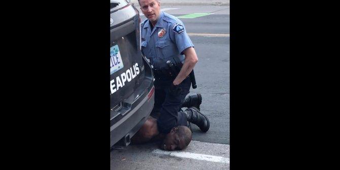 George Floyd'u öldüren polis hakkında yeni gelişme