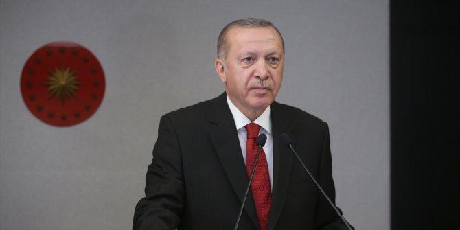 Erdoğan, Fetih Kupası ödül töreninde konuştu