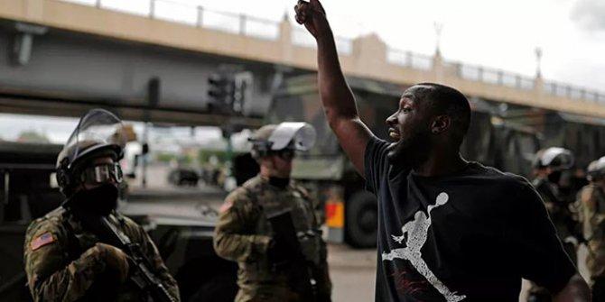 ABD'de polis vahşetine tepkiler dinmiyor: Protestolar durmayınca bu kararı aldılar