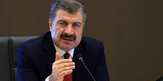 Sağlık Bakanı Koca'dan kritik uyarı